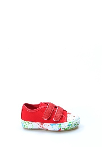 Fast Step Bebek Ayakkabısı Kırmızı